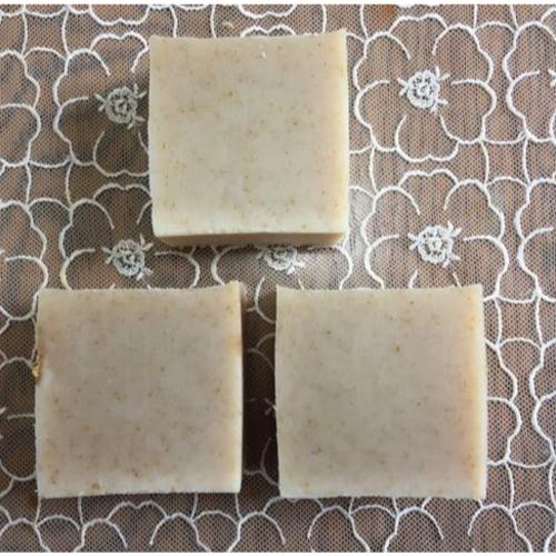 本格作り石鹸~米ぬか石鹸~