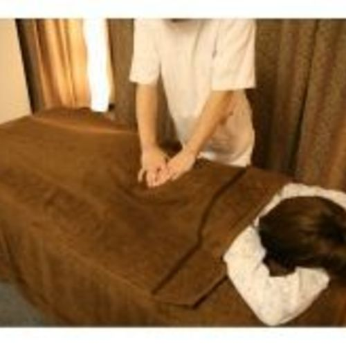 Healing treatment Genital | meridian regulation and sole massage