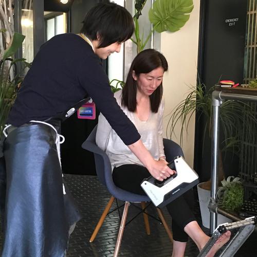 3D技術 X 職人技で実現するオーダーメイドパンプス (市ヶ谷シューズカフェ)