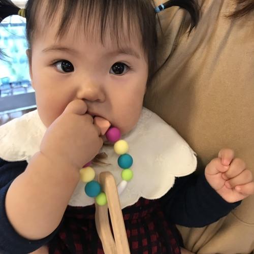 【妊娠中・生後2ヶ月〜】歯がため講座