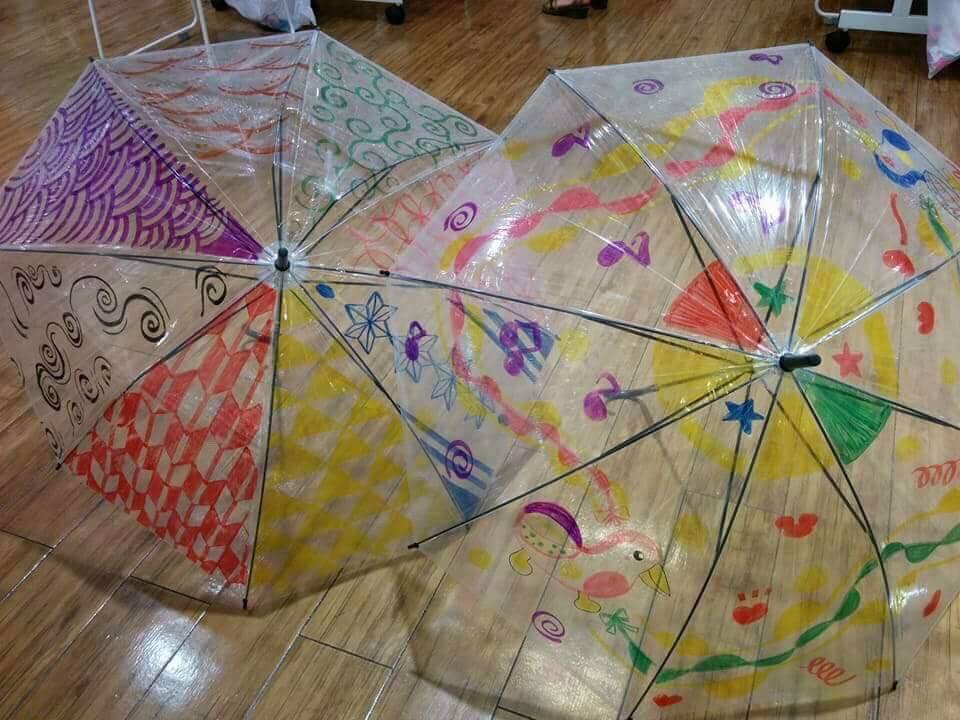 【杉並】梅雨を明るく楽しむ!『雨の日オリジナルグッズ作り & 撮影会』~デザイン雨がさ~|2019年6月2日(日)