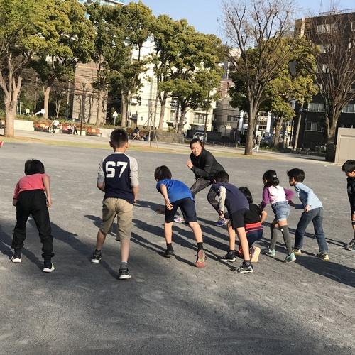 2018.5/6(日) GW最終日「リレー、野球、サッカーのための走り方強化クラス」開催します!!