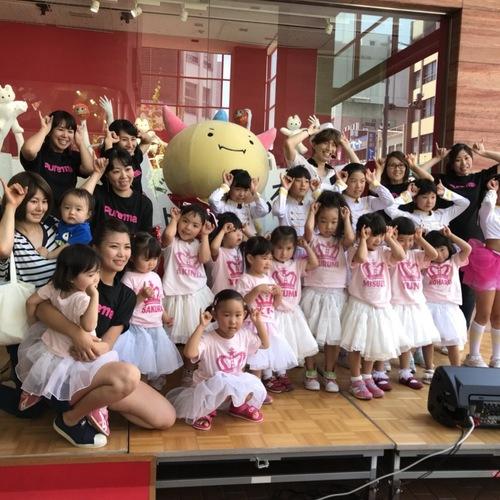 【土曜日クラス】11/3開催 幼児キッズダンス体験会