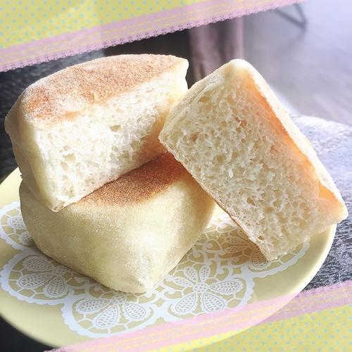 こねない天然酵母パン☆基本のイングリッシュマフィン&白パン1Dayレッスン
