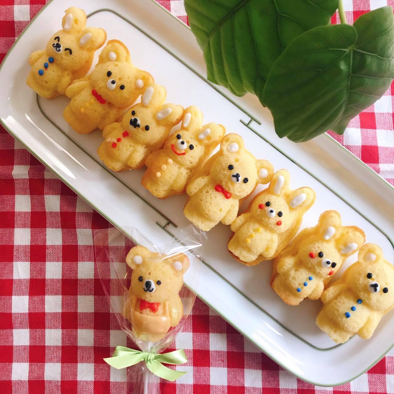 わくわくKIDSファクトリー-ケーキ工場でアニマルケーキ作り-【武蔵小杉】2019年5月3日(金祝)