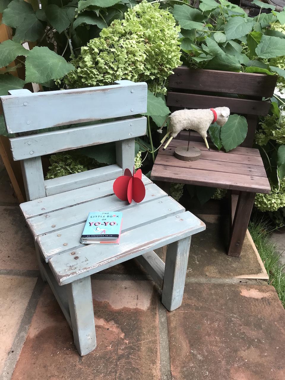 おやこ木工教室「こどものために家具をつくろう」木の腰かけ椅子 8/4(土) 講師:丸林さわこ