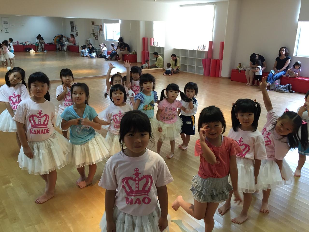 キッズダンス ティンク小学生クラス