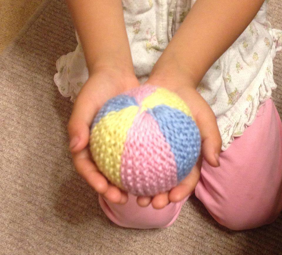色とりどり ハンドメイドの会〜編みボールを作ろう〜