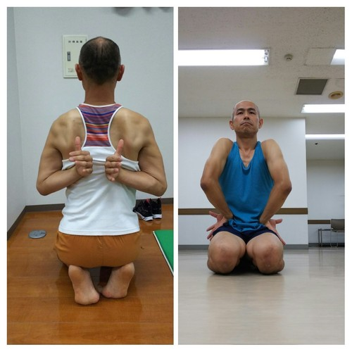 9/24(月・㊗️【新潟】肩甲骨ヨガ®️~柔軟性と安定性を高める~