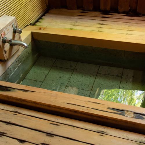 """【平日・食事付き】桧風呂""""山桜"""" 個室家族風呂 2時間・2名様貸切予約"""