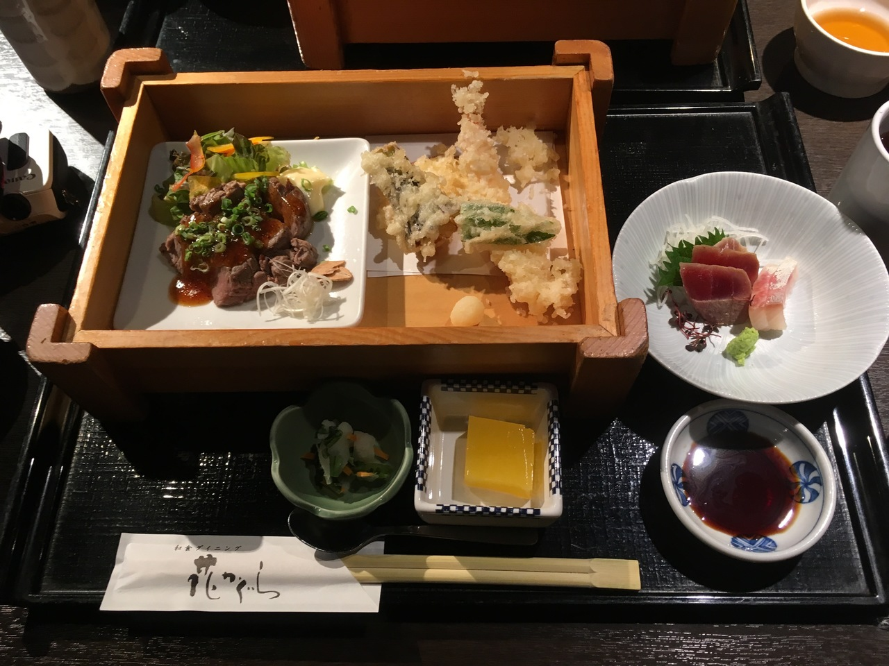 Lunch Tour in Kagurazaka - Hanakagura