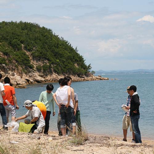 豊島を歩くツアー