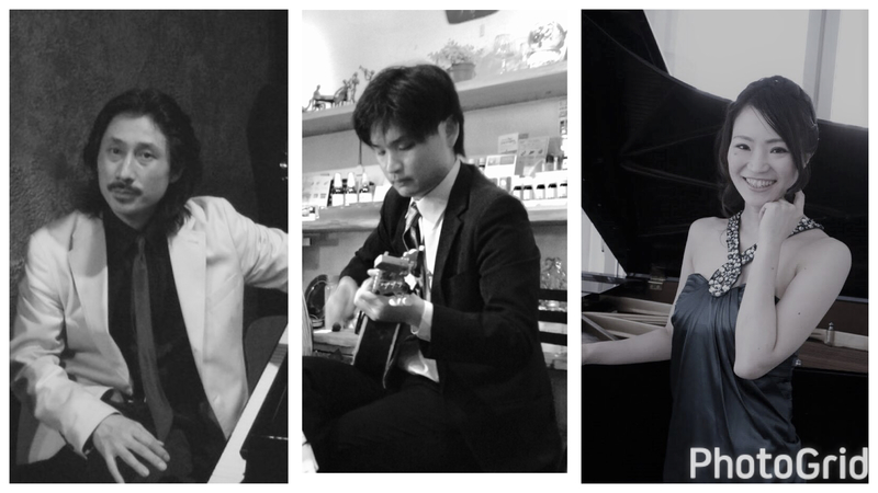 JAZZ LIVE!in COZY CAFE 3月12日(日)