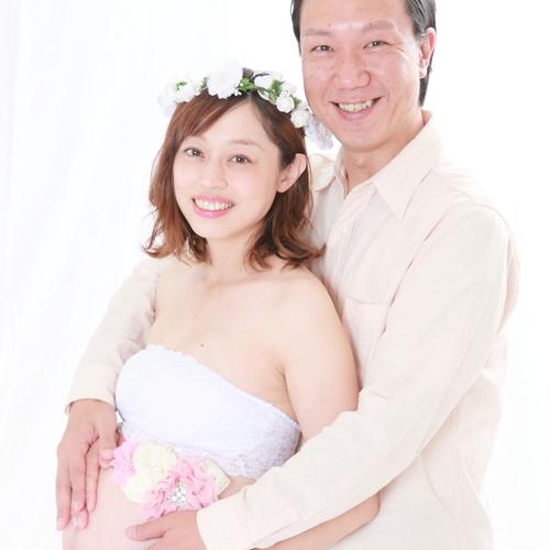8月19日(日)はぐくみ母子クリニック マタニティフォト撮影会
