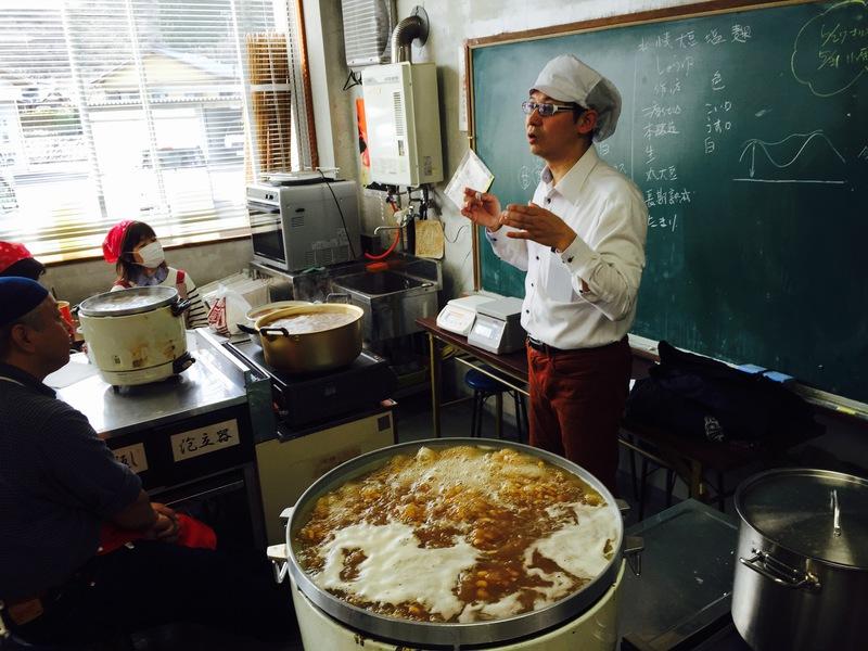 2017マルコ醸造の味噌作り講座(ランチ・お土産付)