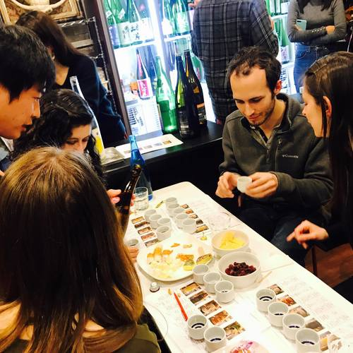 Japanese Sake Workshop 7/27
