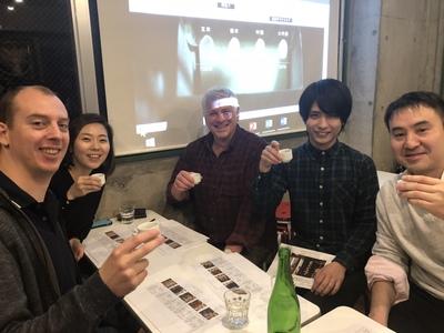 Japanese Sake Workshop 7/27
