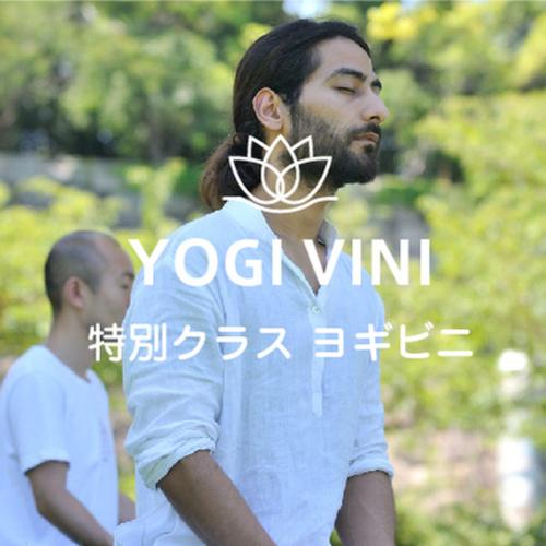 VINIコア(体・気・心)クラス/講師:yogi vini/2時間