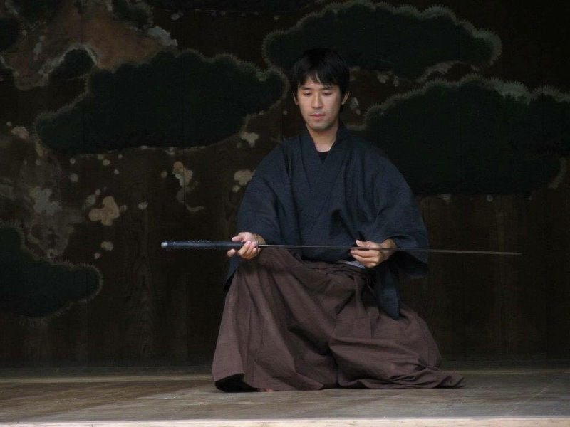 身体を練る「剣術・古武術で体感講座」