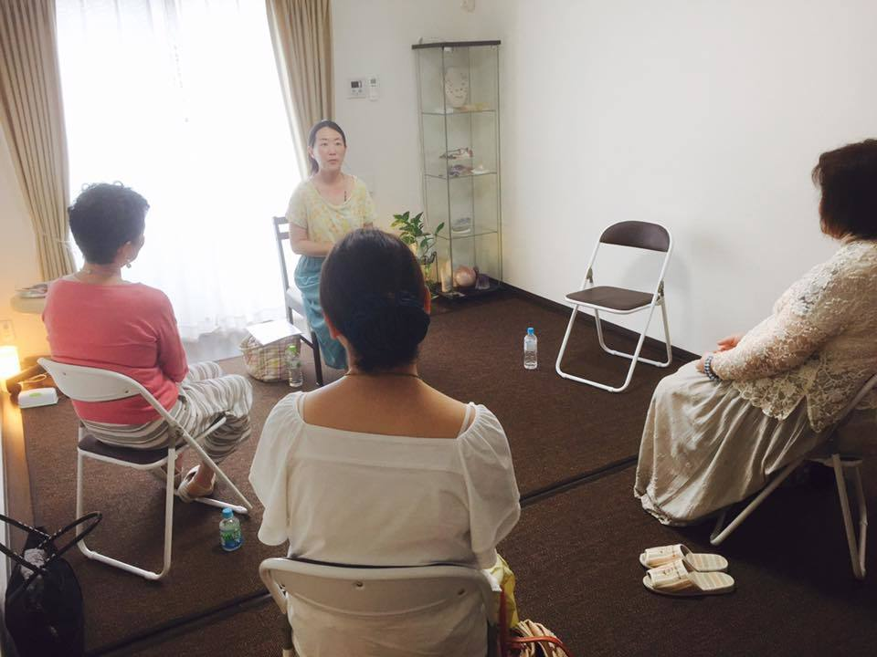 12月開催 ワンネスインスティチュート・ワンネスメディテーション〈瞑想会〉(担当:今井)