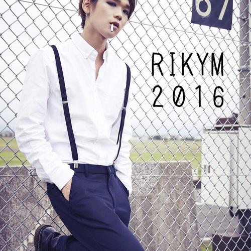 RIKYM CALENDAR 2016 カレンダー先行予約