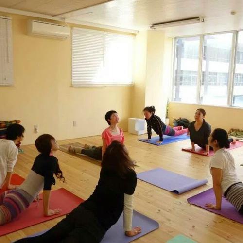 出張yogaクラス