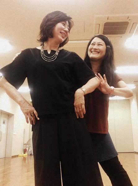 【経堂駅周辺】Lady's ラテン・ダンス