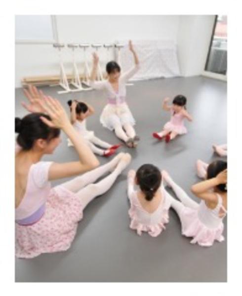 バレエとおうた うたって踊っちゃおう!