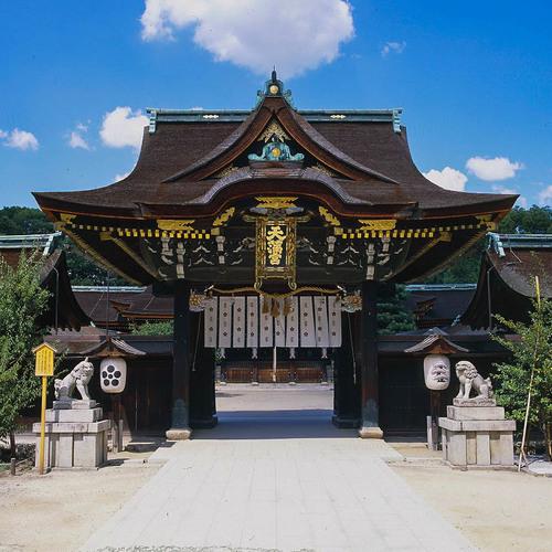 Kyoto Kitano Area WalkingTour