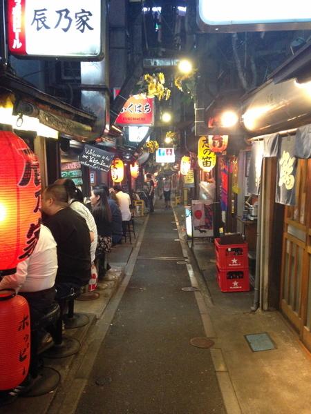 【Shinjuku】 Omoide Yokocho Tour
