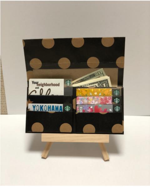 【神戸A3 10/2】紙袋リメーク ワークショップ 長財布を作ろう