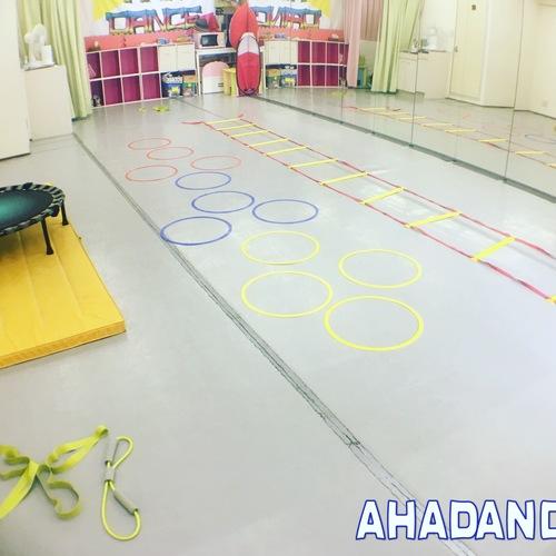 AHADANCE GYM STYLE 親子クラス