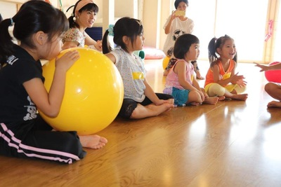 ◯【体験】キッズバランスボールスクール 小学生クラス