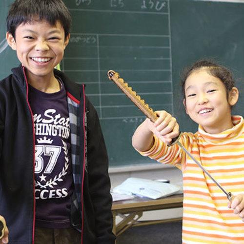 """「刀は武士の魂」 """"マイ刀""""作り教室開催!"""
