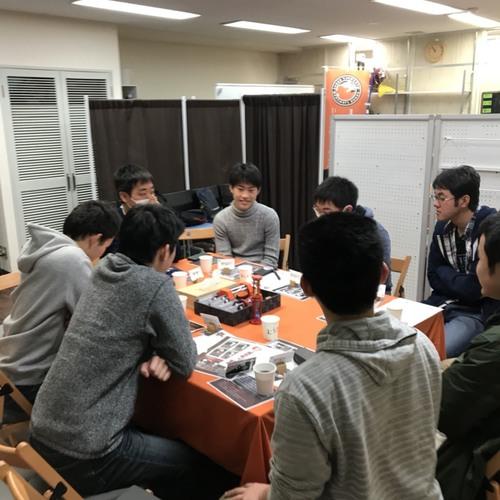 【第3回】学生人狼団体カレッジウルフ(高校生限定会)