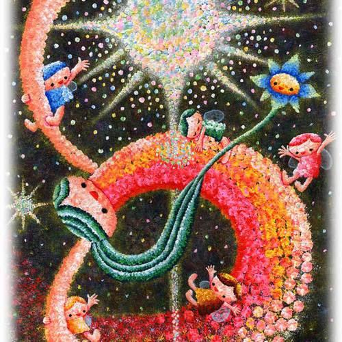 4/12 村田のりみちさんのお話し会「エネルギーの理屈を知って幸せをグゥ〜ンと引き寄せてっ!」