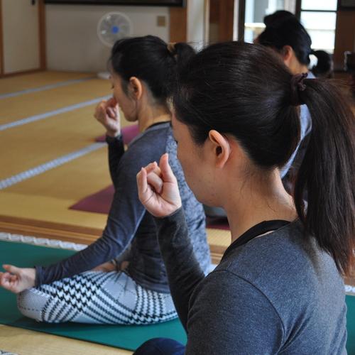 〜天空の寺〜保健医療福祉教育関係者、ヨガ指導者、セラピスト、カウンセラーのための瞑想・ヨガニドラー指導者養成講座