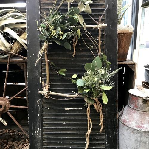【名古屋店/2019.03.14】frame wreath