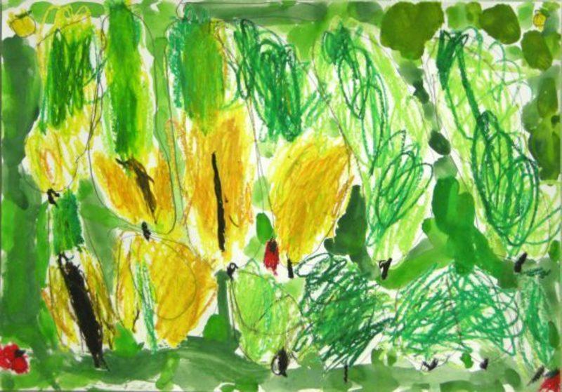 幼稚園児:絵画 工作