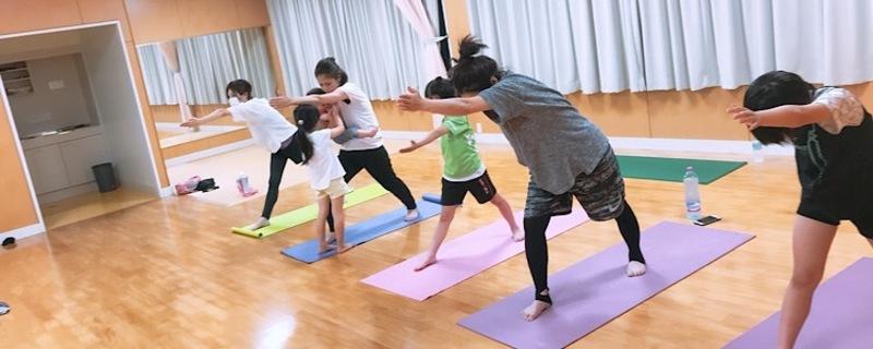 北九州yoga - 遠賀中央公民館 -