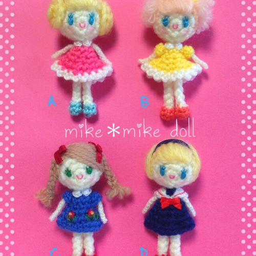 mike*mike doll ワークショップ