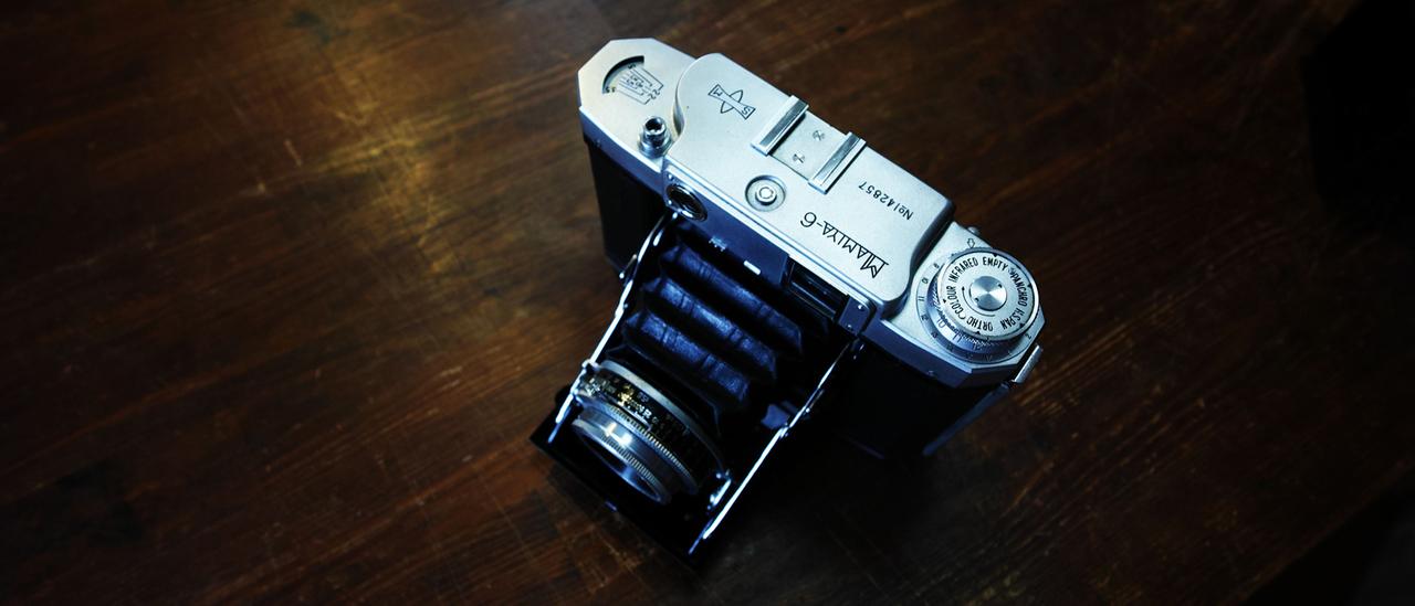 育緒 フィルムカメラ分解組立講座 -残そう使おう日本の宝 マミヤ6-