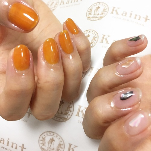 Kain (Cain) [nail] Meguro Station walk 30 seconds