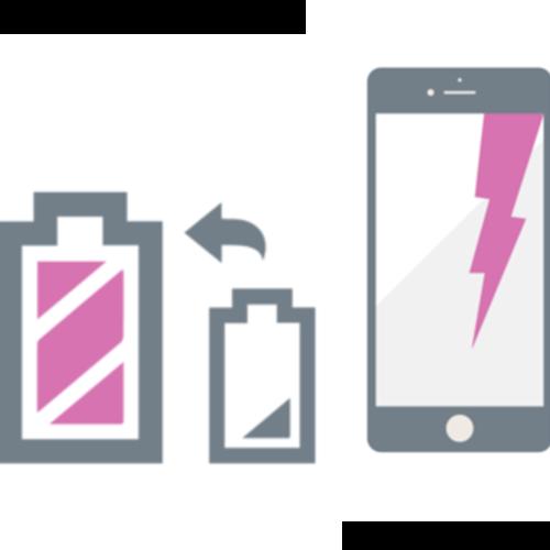 iPhone 画面修理、バッテリー交換