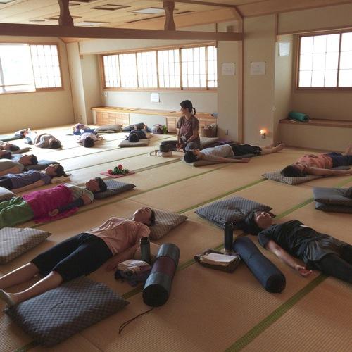 【特別イベント】2/18(日)セルフケアのためのクリパルヨガとマインドフルネス瞑想の1日リトリート@横浜