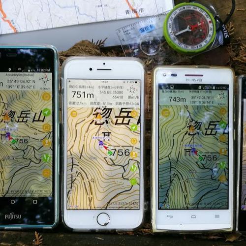【10/26(金)】ジオグラフィカで道迷い遭難を防ごう