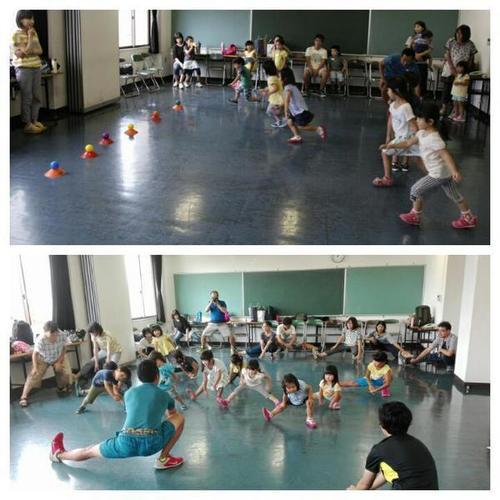 <受付終了しました>2017年7月【運動クラス】身体能力向上スクール エリートキッズ(3歳児~小学生迄)*定員各20名