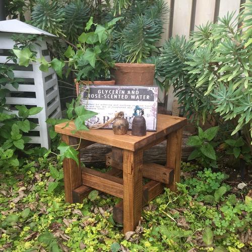 【11月•12月】ガーデンデザイナーとガーデン雑貨づくり