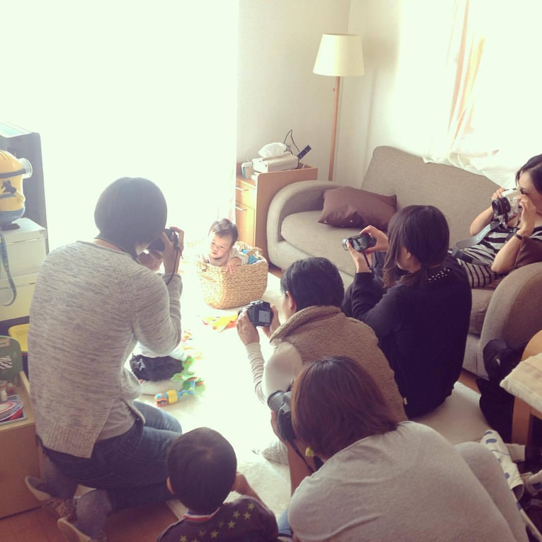☆お子様連れOK☆ 11/26 ママの為のはじめての1dayフォトレッスン