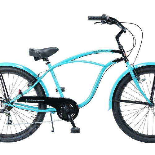 Rainbow Beach Cruiser / PCH 101 26″ 7D MEN'S [Shade of Pale]